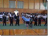 県大会壮行会-入場4