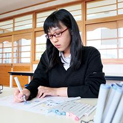 西沢 佳純 さん