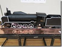 金工-蒸気機関車