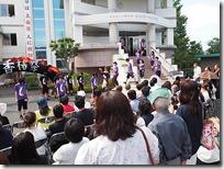 生徒会だより   香椿祭一般公開 第一日目