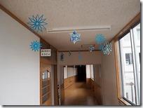 廊下装飾1