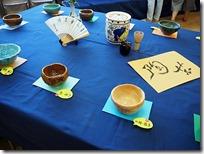 ピーターパン展示-陶芸