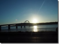 瀬底島へ渡る橋