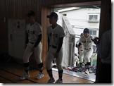 入場-野球部