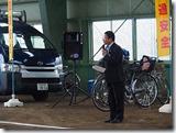 松本市 交通安全・都市交通課長挨拶