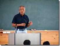 長野DARC(ダルク)による「薬物に関する教育講座」が行われました。