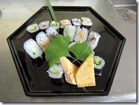 3年寿司午後