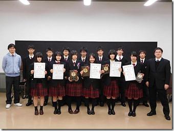 第29回長野県高等学校新人将棋選手権大会 主要な結果