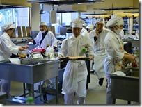 第一調理室
