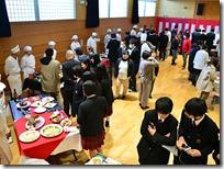 食物科3年6組 卒業作品展