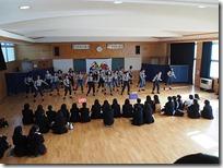 ダンス部お昼の発表会 (1MD)