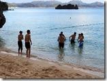 リゾネックス名護のプライベートビーチ
