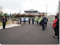 松本警察署交通2課の方から
