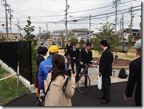 自転車指導