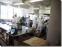 3年食物科総合調理実習お弁当作り