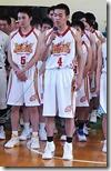 各部挨拶男子バスケットボール部