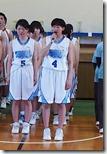 各部挨拶女子バスケットボール部