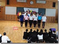 ダンス部1MD終了