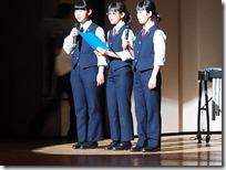 女鳥羽中学校吹奏楽部