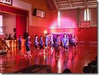 スタッフダンス