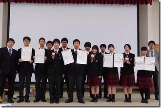 第30回長野県高等学校新人将棋選手権大会 結果