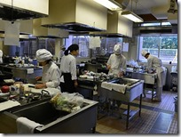 第二調理室