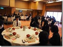 平成30年度食物科2年生 春休み特別授業 和食特別講座(日本料理マナー)