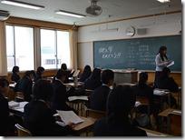 新入生教室