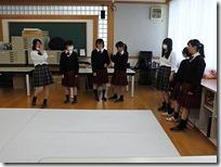 美術工芸系統 探究授業 「信州ワインサミットin松本の会場に壁画を描く」