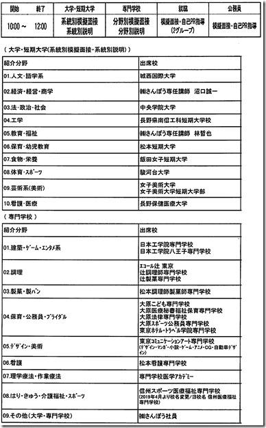 模擬面接2019(A)