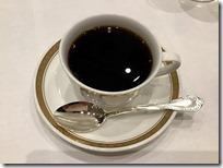7締めのコーヒー