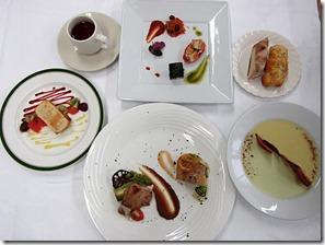 松本第一高等学校 食物科 「高校生レストラン」8/26~9/6予約受付