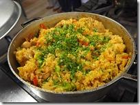 1チキン炊き込みご飯