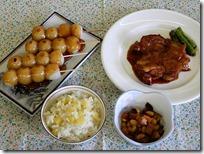 食物科1年生基礎調理