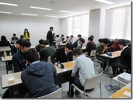 長野県高等学校東信支部将棋選手権大会の結果